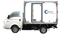 Caminhão HR para coleta e transporte de Resíduos